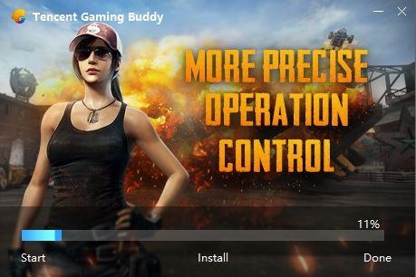 Bilgisayarda PUBG Mobile Oynamak PC Emulatör Adım 2