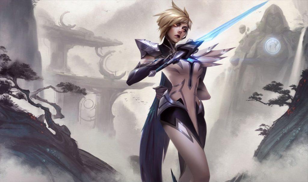 Invictus Gaming Fiora