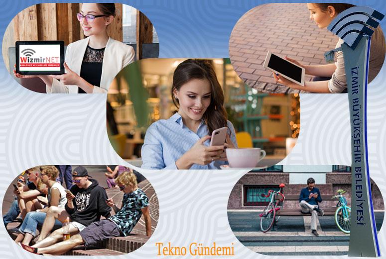 İzmir Kablosuz Ücretsiz İnternet Noktaları