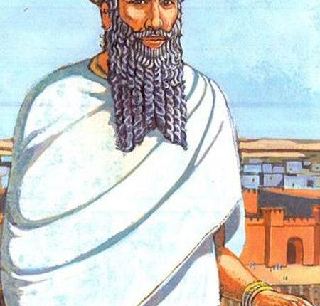 Babil Kralı Hammurabi