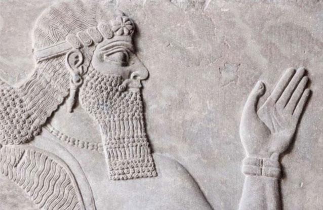 Kral Hammurabi