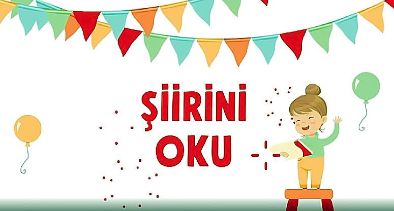 23 Nisan Şiirini Oku TRT'ye Gönder