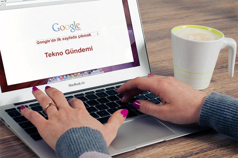 Google'da İlk Sayfada Çıkmak İçin İlk Önce Hedeflediğiniz Nedir
