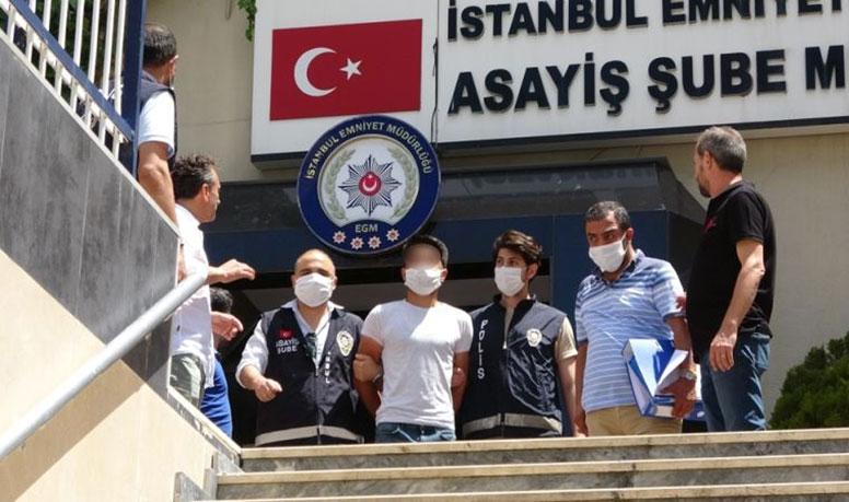 Süleyman Akbaba zanlı tutuklandı