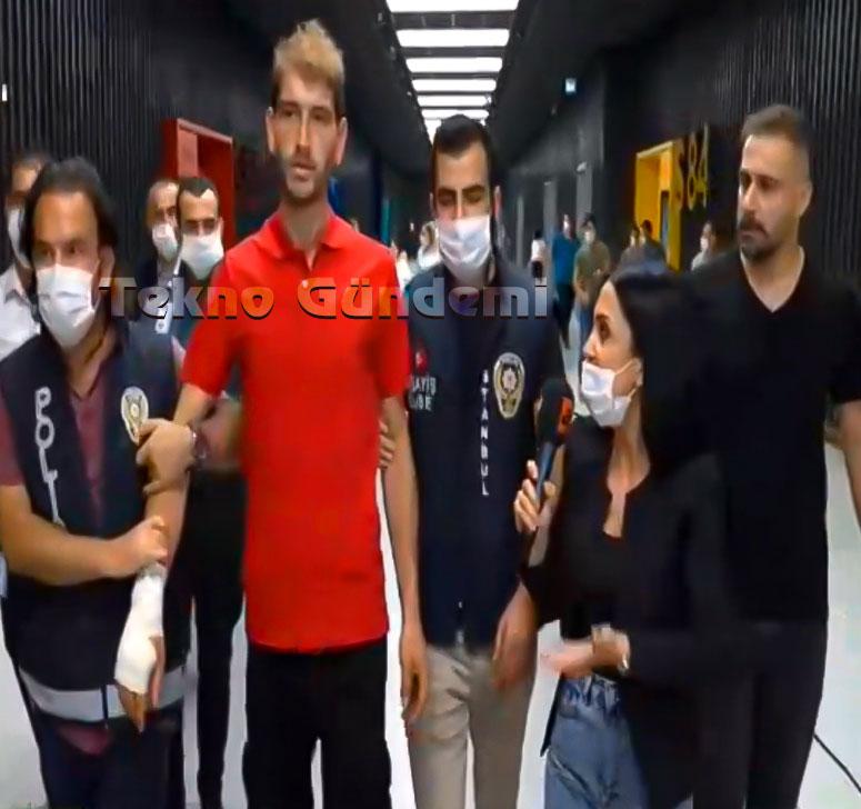 Hami Kıcı Gözaltına Alındı