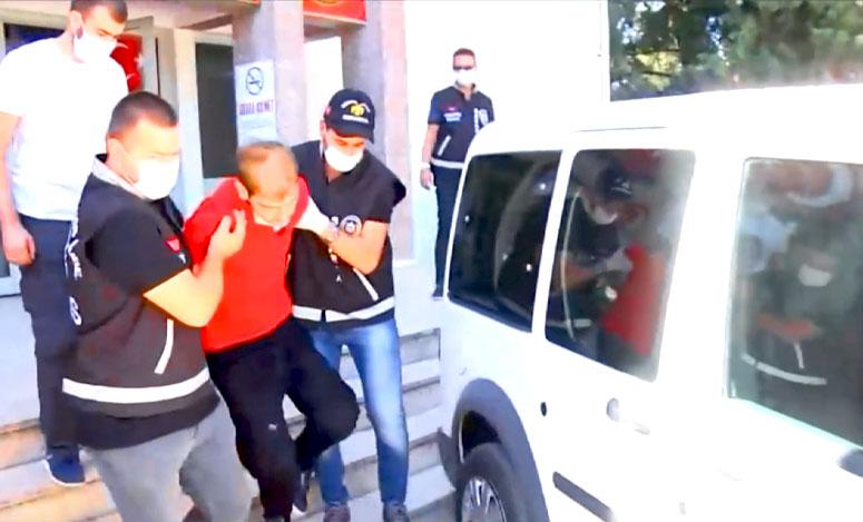 Hami Kıcı Tutuklandı
