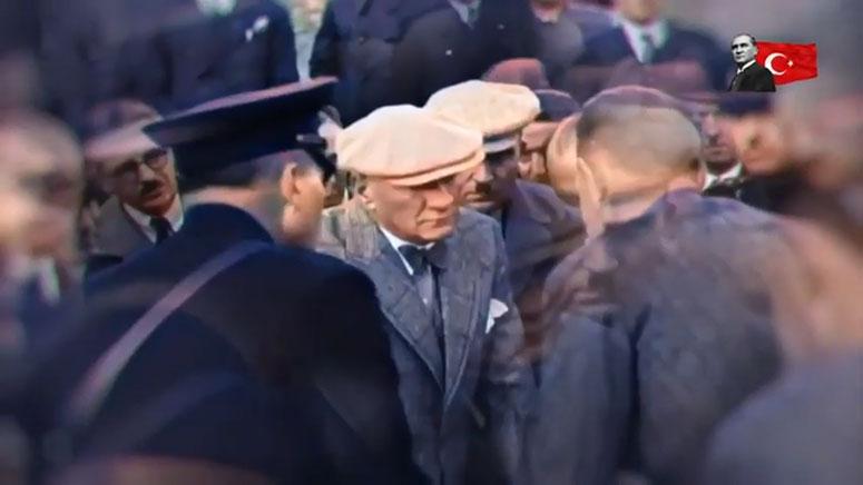 Mustafa Kemal Atatürk ve Silah Arkadaşları