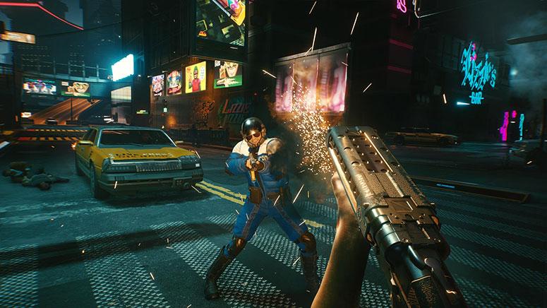 Cyberpunk 2077 Oyun