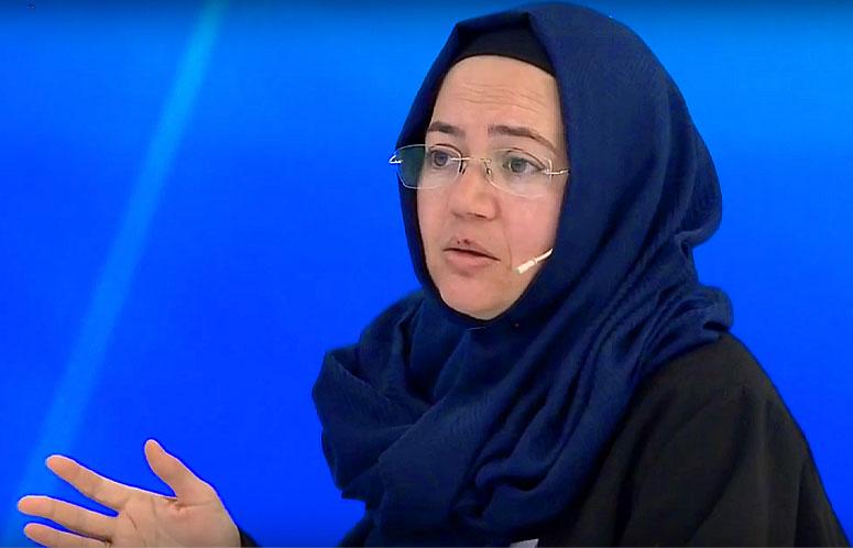 Meliha Tunçel in Gelini Funda Tunçel Konuştu