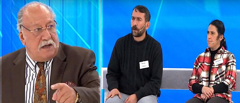 Melihat Tunçel in Katili Kim Avukat Rahmi Özkan
