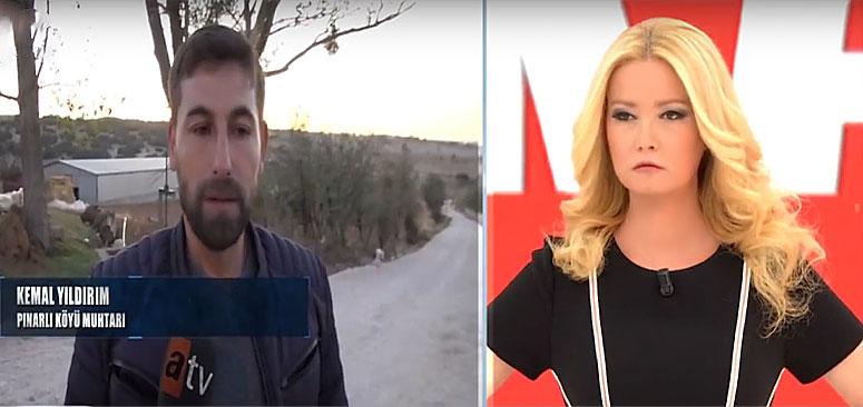 Pınarlı Köyü Muhtarı Kemal Yıldırım