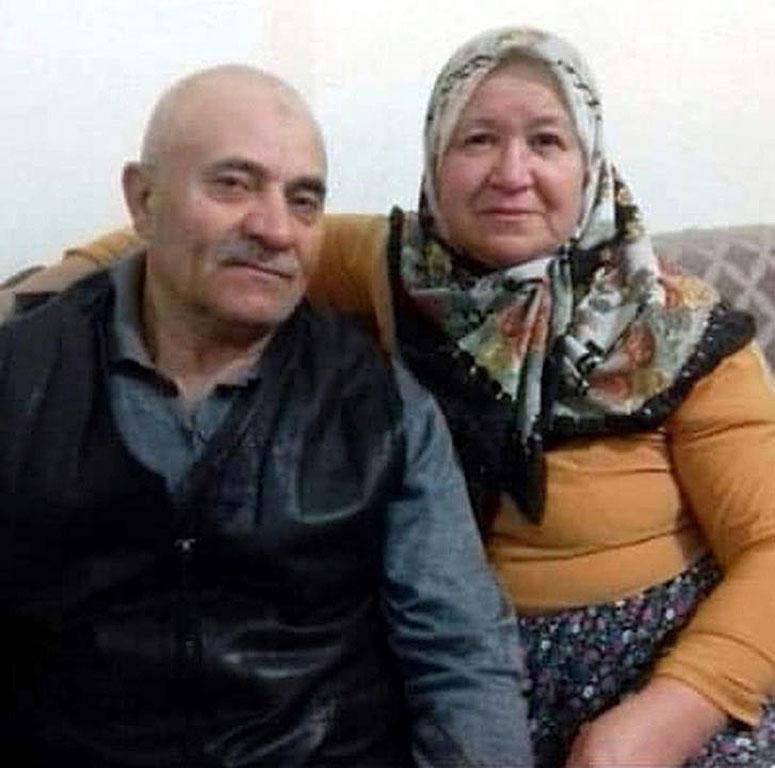 Zeliha Cevdet Uysal çifti Ölü Olarak Bulundu