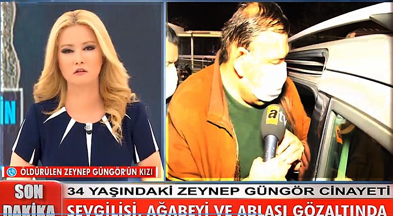 Erkek Arkadaşı Ecevit Gözaltında