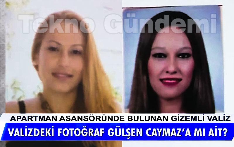 Fotoğraf Gülşen Caymaz a mı Ait