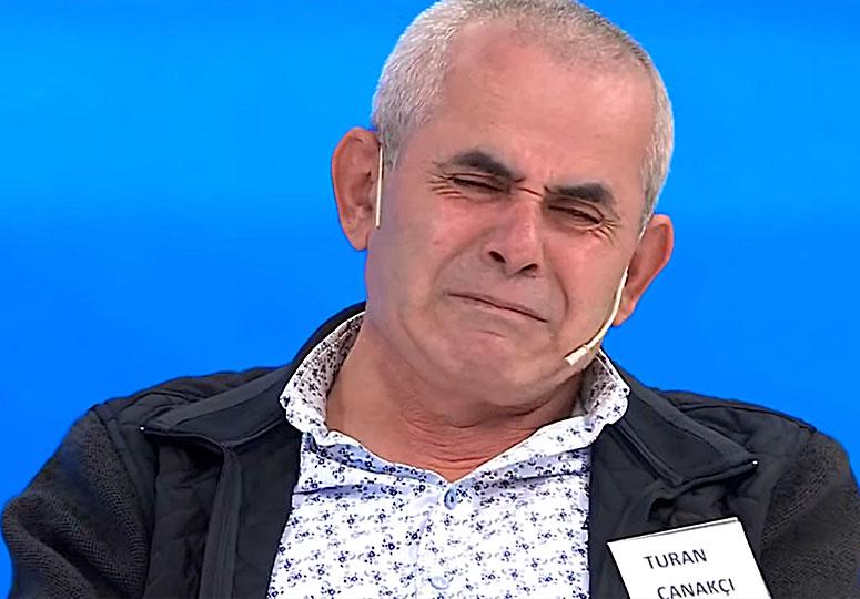 Ergün Çanakçı nın Ağabeyi Turan Çanakçı Kahrolmuştu
