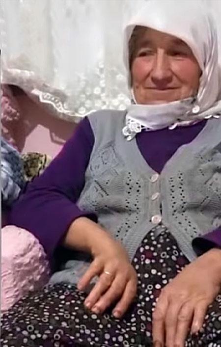 Fatma Çeri Kütahya Simav