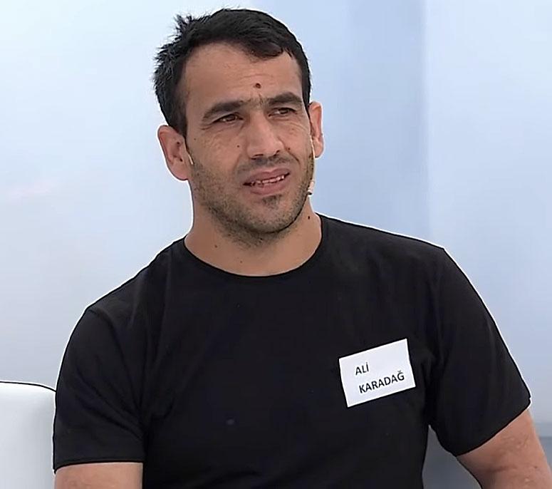 Ali Karadağ Salih Demirel in Arkadaşı