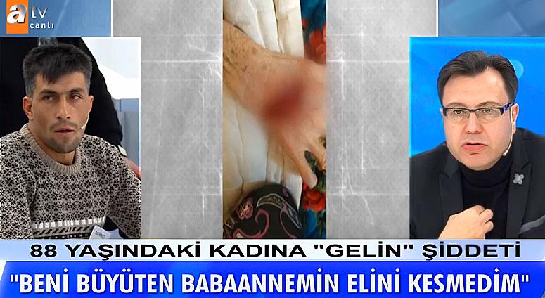 Mehmet Arslan Babaannemin Elini Ben Kesmedim