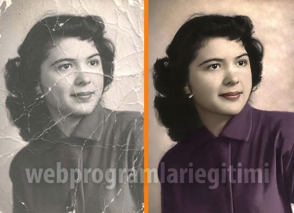 Photoshop, Fotoğrafları Onarma