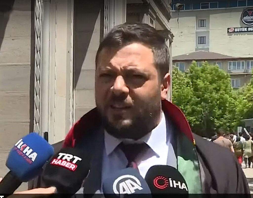 Leyla Aydemir in Avukatı Erdoğan Tunç