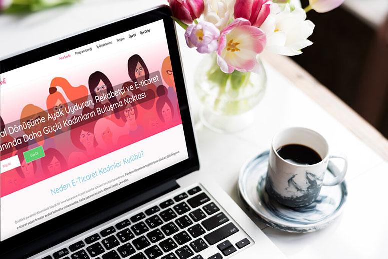 E-Ticaret Kadınlar Kulübü Nasıl Kayıt Olunur