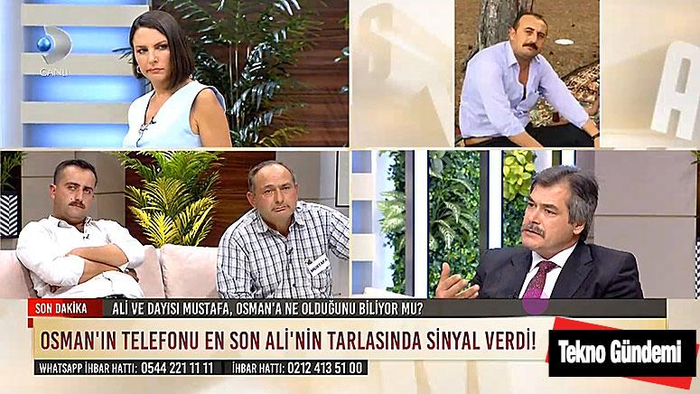 Osman Gönk Ali Çelik